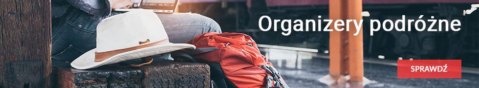 Organizery podróżne