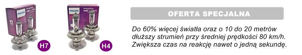 Żarówki ( +60% ) PHILIPS