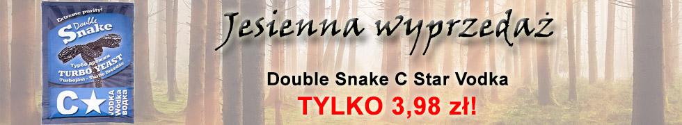 Wyprzedaż Double Snake