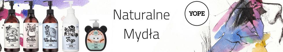 Yope Naturalne Mydła