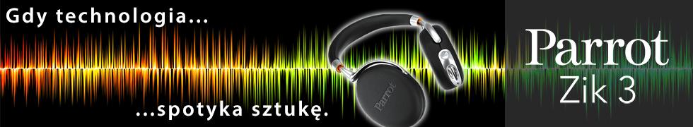 Słuchawki Parrot Zik 3.0