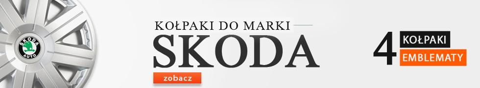 Kołpaki do marki Skoda