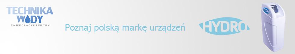 Polskie zmiękczacze Hydro