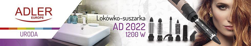 Lokówko-suszarka 6w1