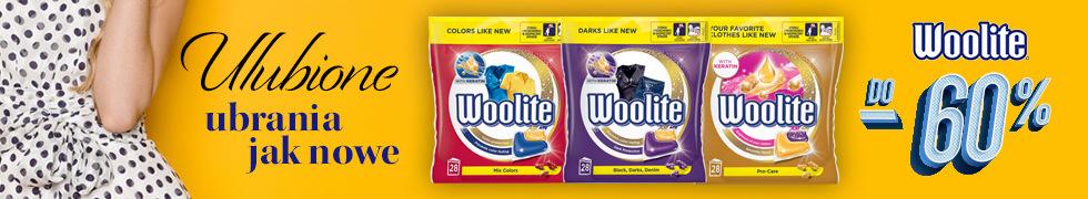 Woolite do -60%