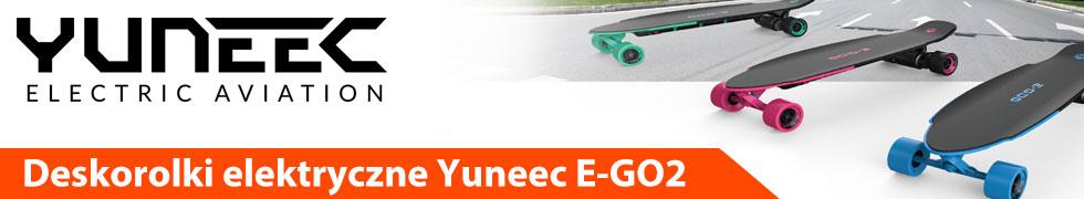 Deskorolki elektryczne Yuneec E-GO2
