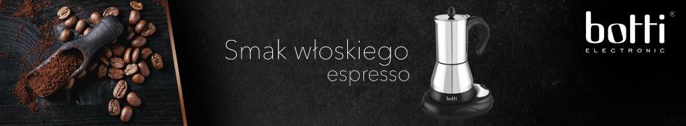 Przygotuj kawę z Botti
