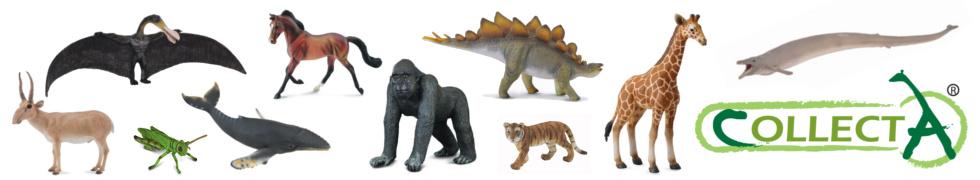 Figurki firmy CollectA