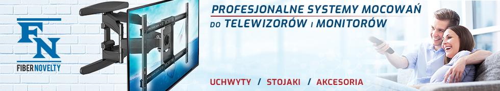 Uchwyty TV Stojaki Półki