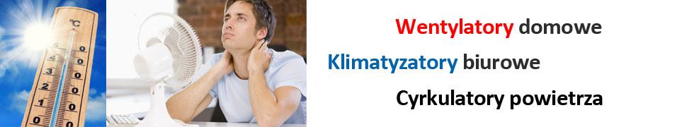WENTYLATORY/KLIMATYZATORY