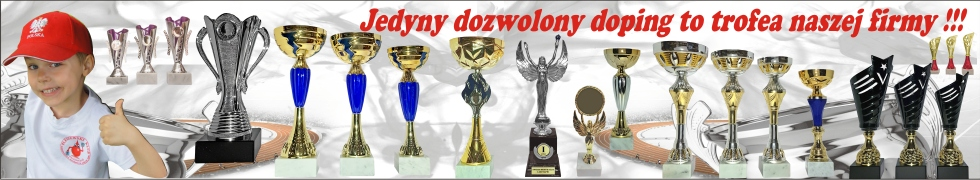 Puchary Trofea Statuetki