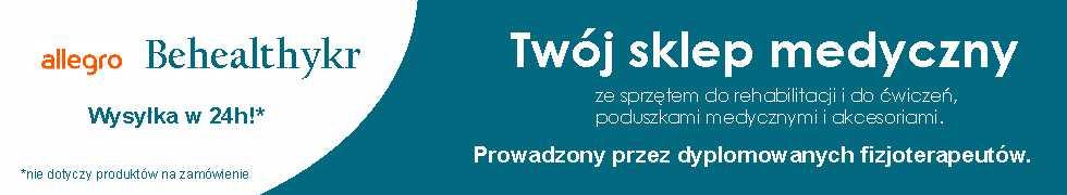 Sklep Be Healthy Kraków