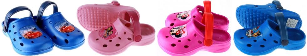 Crocsy dla dzieci