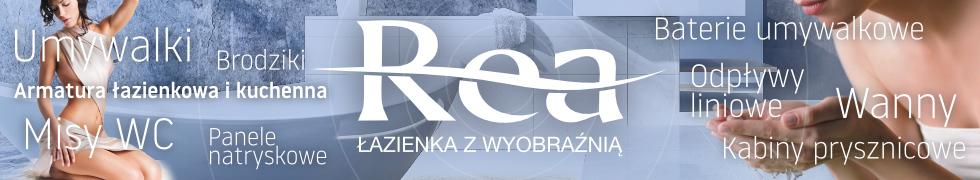 Rea Łazienka z wyobraźnią