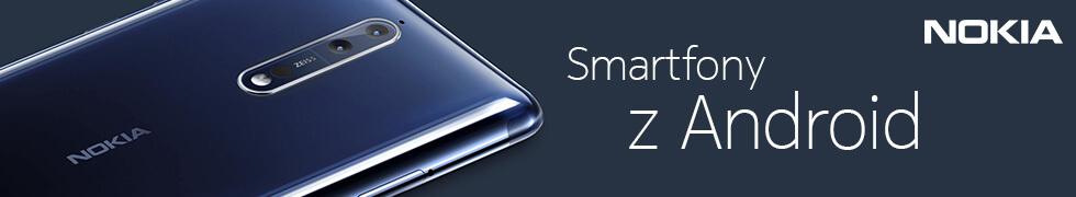 smartfony z Android