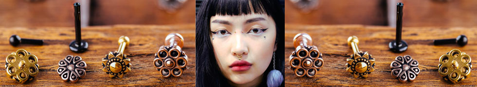 Medusa and ear Piercing