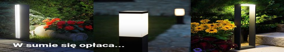 Najlepsze lampy ogrodowe