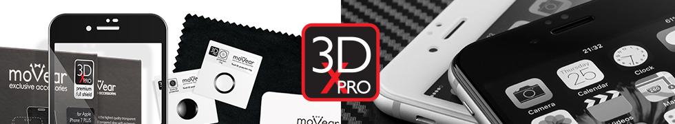 Szkło Hartowane 3D X-PRO