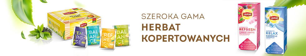 Herbaty Lipton