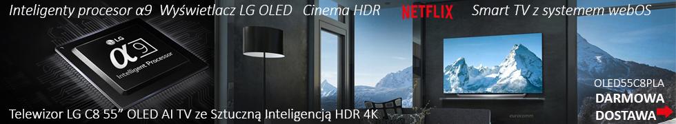"LG C8 55"" OLED AI TV"