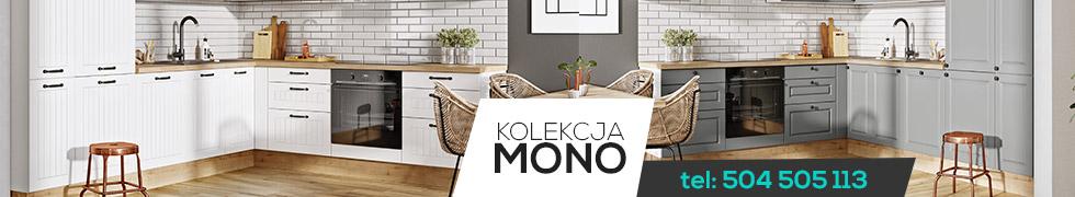 Kolekcja MONO - NOWOŚĆ !