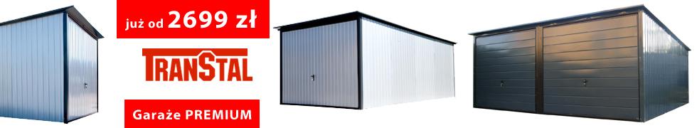 Garaże PREMIUM