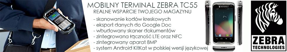 TERMINAL ZEBRA TC55