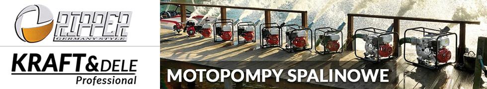 Motopompy Spalinowe