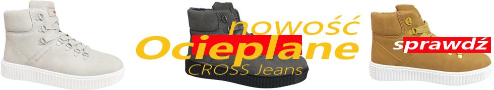 Buty damskie CROSS jeans