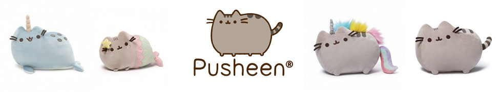 Pusheen kot z Facebooka