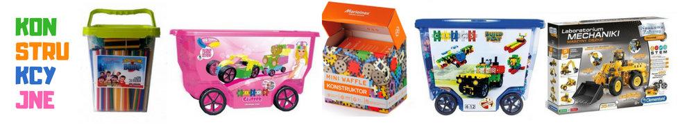 Zabawki Konstrukcyjne