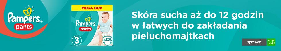 Pampers Pieluchomajtki