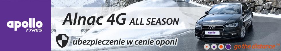 Całoroczne -4G All Season