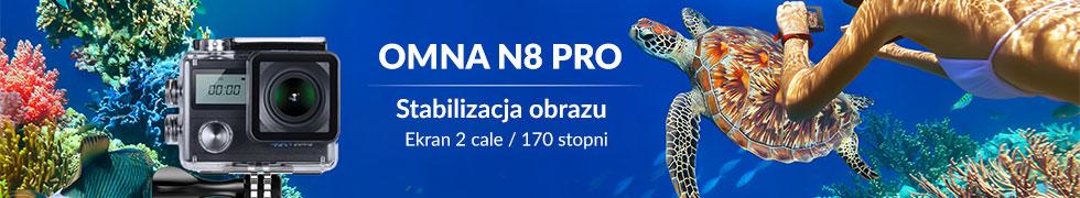 Kamera sportowa OMNA N8