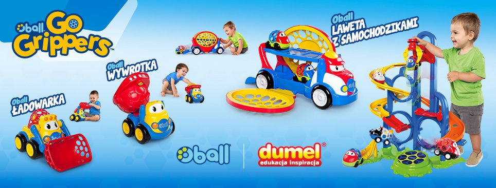 Zabawki Oball