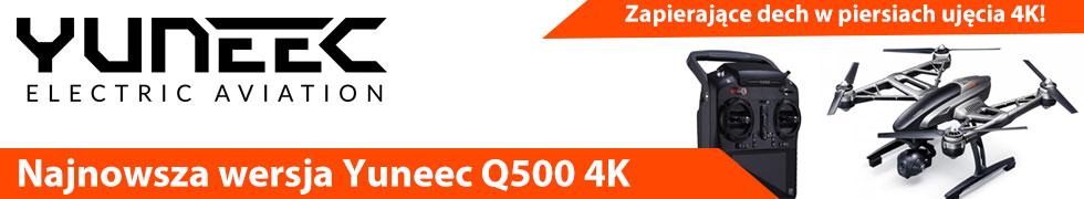 Najnowsza wersja Yuneec Q500 4K