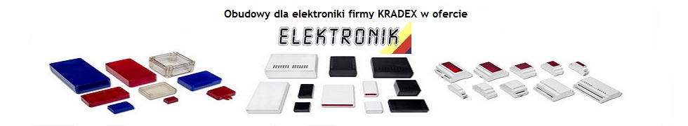 Obudowy dla elektroniki