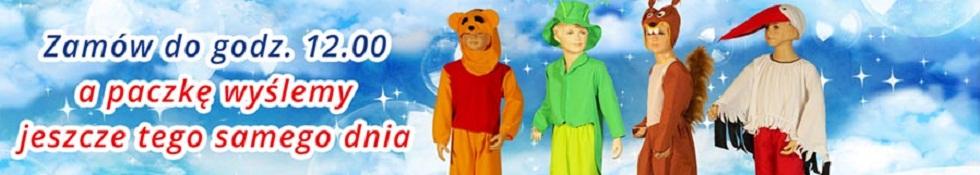 kostiumy zwierząt