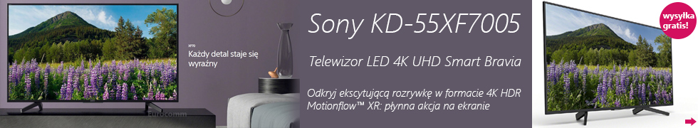 SONY Smart TV 55 cali