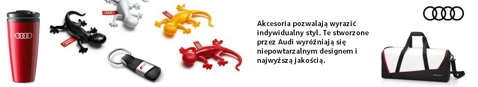 ORYGINALNE AKCESORIA