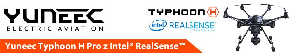 Yuneec Typhoon H Pro z Intel® RealSense™