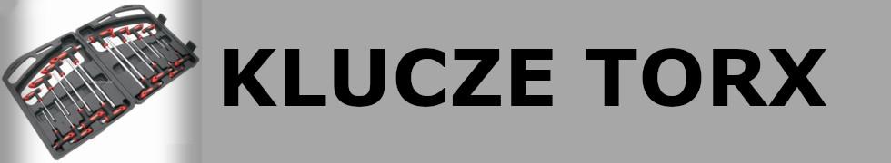 KLUCZE TORX