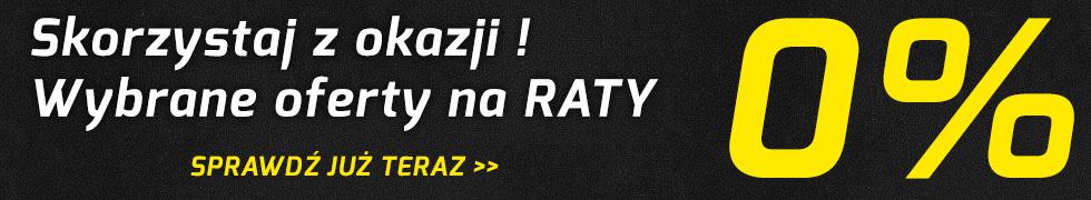 OKAZJA - RATY 0%