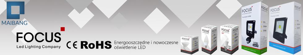 Oszczędne oświetlenie LED