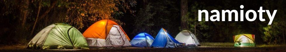 czas pod namiot !