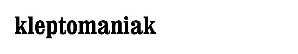 kleptomaniak.pl w Allegro
