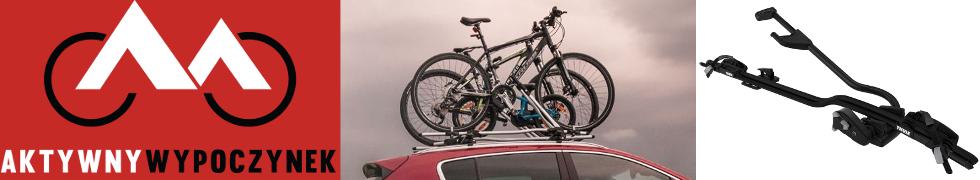 Uchwyty rowerowe na dach
