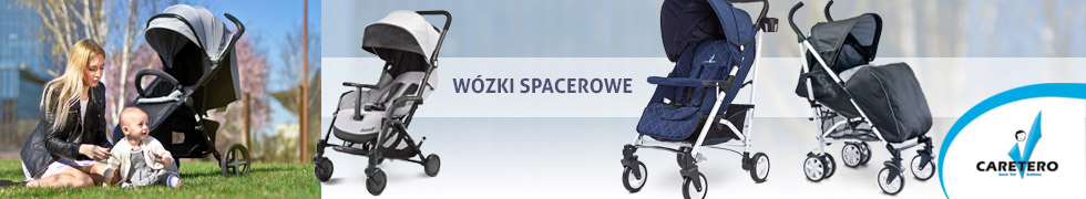 Wózki spacerowe