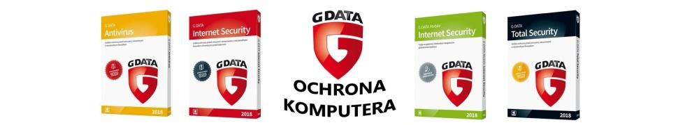 G Data ochrona komputera