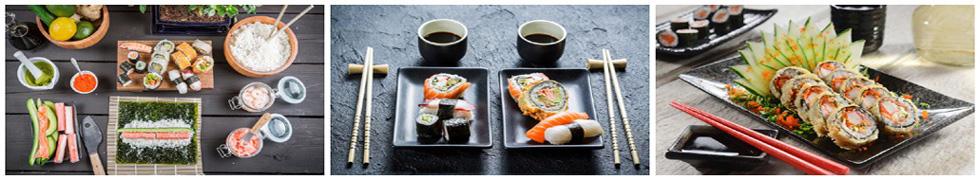 Tak, sushi bar w domu!